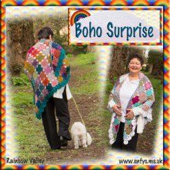 Boho Surprise - crochet pattern