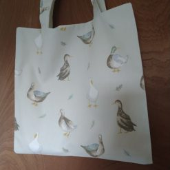 Duck tote bag 4
