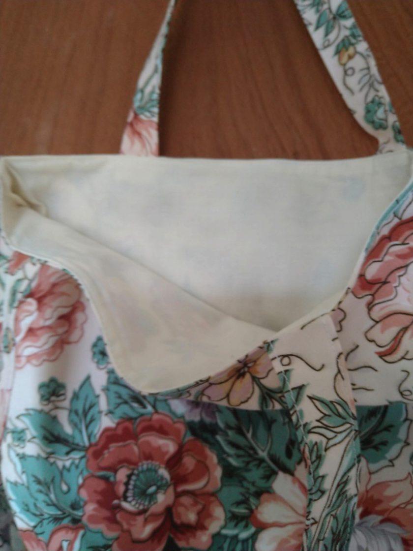 Tote Flower Bag 3