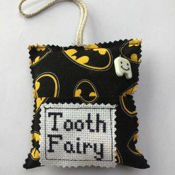 Batman Tooth fairy Pouch
