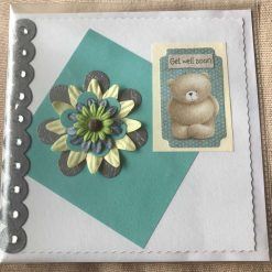 Handcrafted Card - Get Well (Copy)