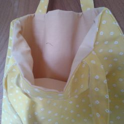 Yellow Tote Bag 5