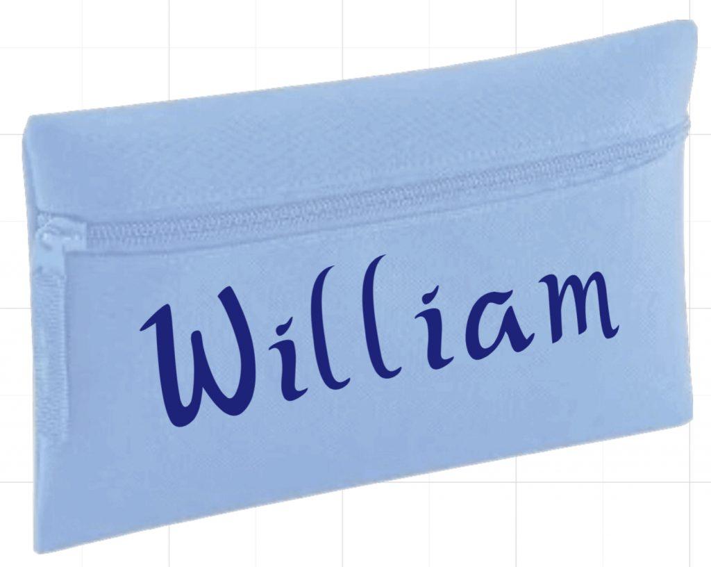 Personalised pencil case 8