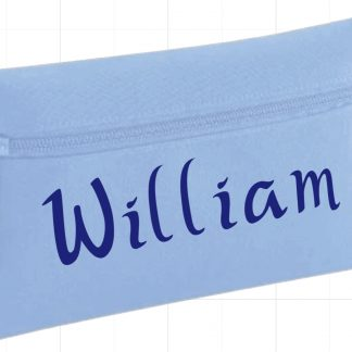 Personalised pencil case 16