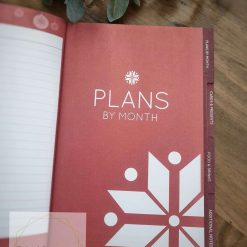 Personalised christmas planner 5