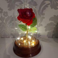 Bespoke Film Inspired Light Up Rose
