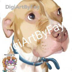 Puppy Dog Eyes - Large