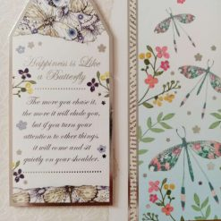 6x6 Inch Inspirational Greetings Card