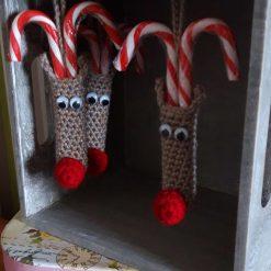 Christmas Crochet Reindeer