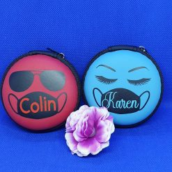 Personalised little storage cases