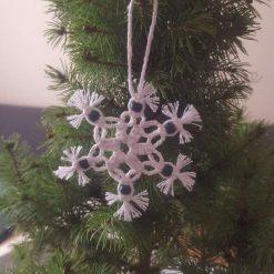 Festive Christmas Snowflake