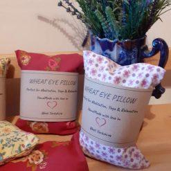 Rose Wheat Eye Pillow 6