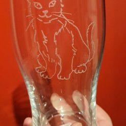 cat pint style