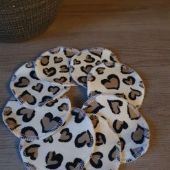 Eco-friendly cosmetic pads/make-up pads 3