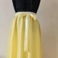 Yellow Tutu, Tulle Skirt, Bridesmaid Tutu, Adult Tutu, Wedding Tutu, Flower Girl Dress, Flower Girl Tutu
