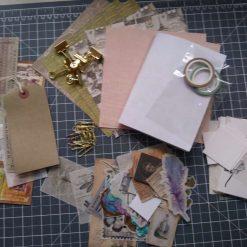 Junk Journal Bento Box