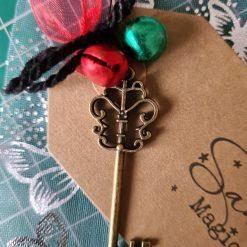 Handmade Santas Magic Key 7