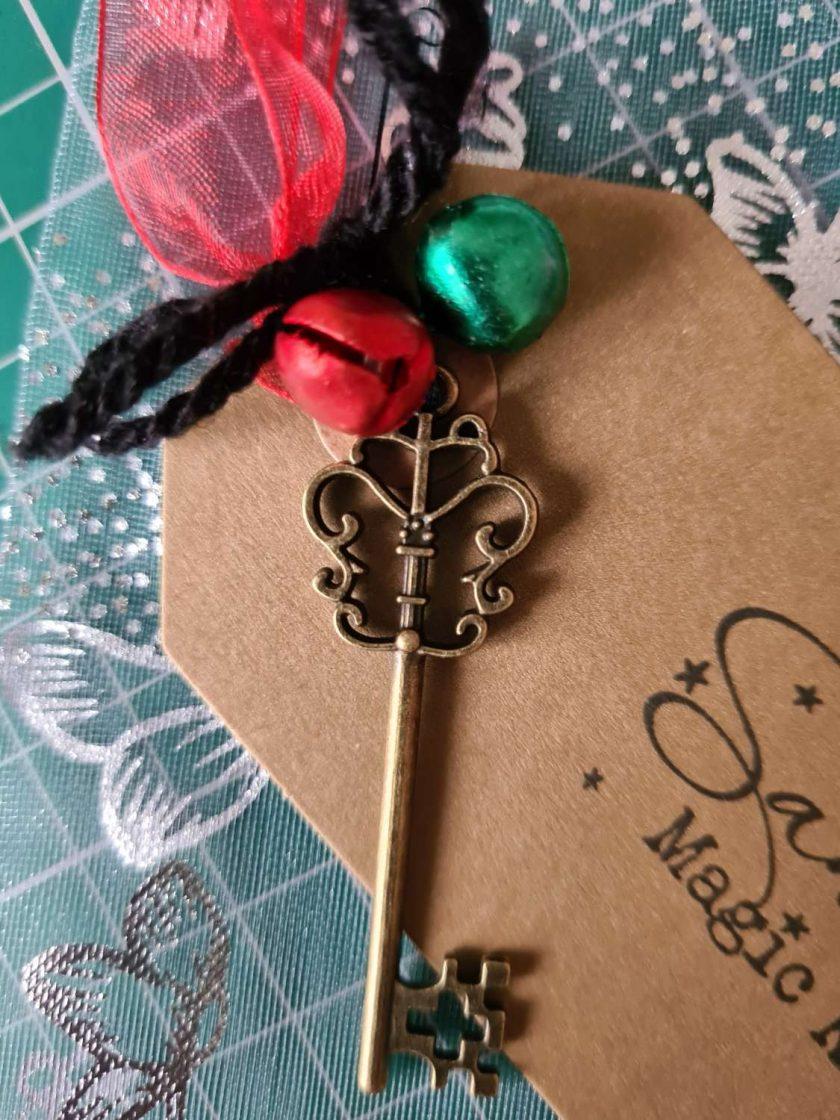 Handmade Santas Magic Key 2