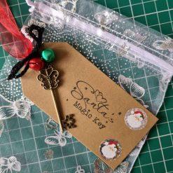 Handmade Santas Magic Key