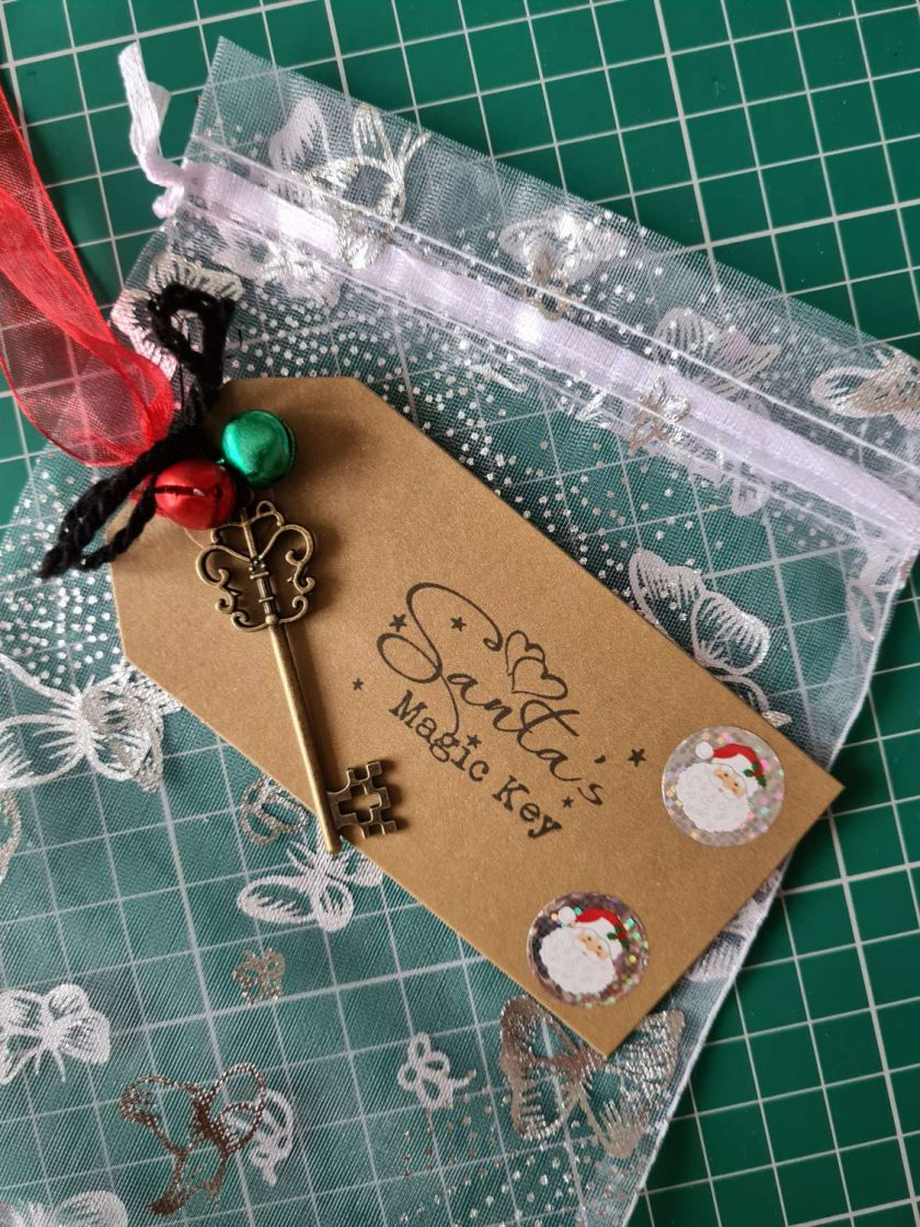 Handmade Santas Magic Key 1