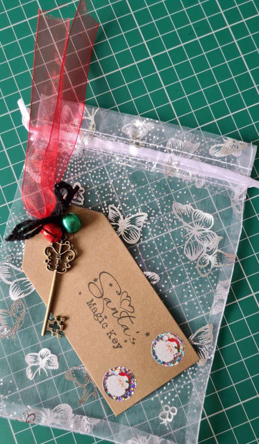 Handmade Santas Magic Key 4