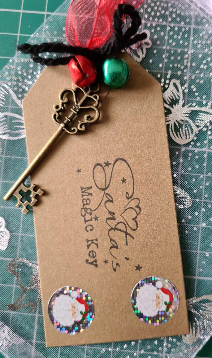 Handmade Santas Magic Key 5