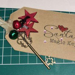 Handmade Santas Magic Key 11