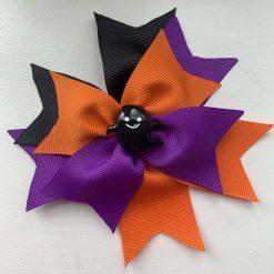 Halloween Spike Bow
