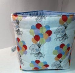 Fabric vanity box/bag - Me to You, Tatty Teddy Inspired