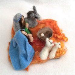 A Beautiful Nativity Scene 3
