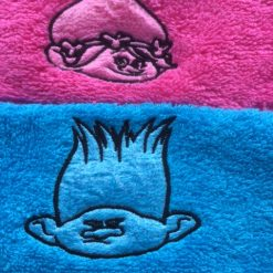 TROLL Personalised flannel/cloth, Branch design, £4.45