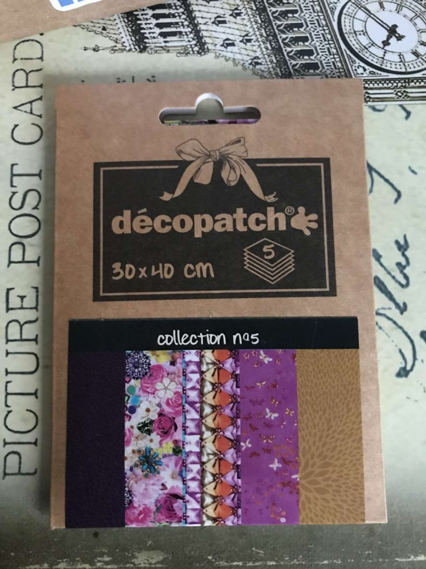 Decoupage Papers No 5 1