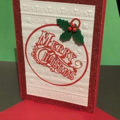 Christmas card 36