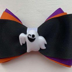 Halloween Crossed Bow
