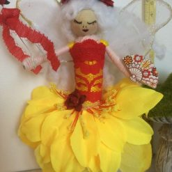 Flower fairy doll no 68