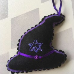 WITCHES HAT - HALLOWEEN DECORATION