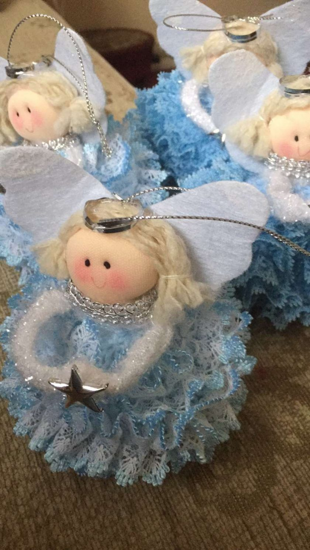Baby powder fragranced Christmas fairy 1