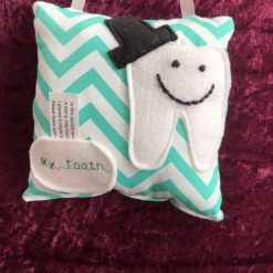 Tooth Fairy Pillow 3