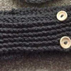 1 only Winter woolies neck & ear warmer set 7