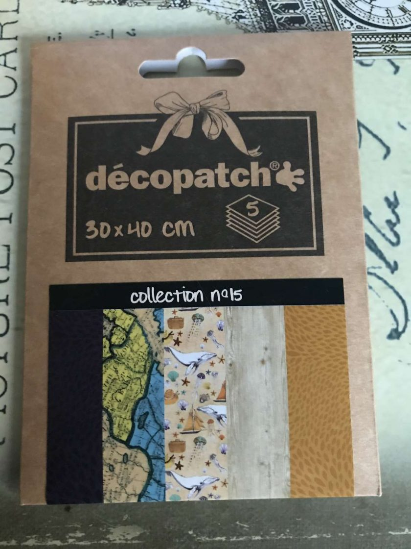 Decoupage Papers No 15 1