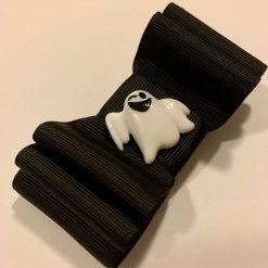 Black Chanel Bow