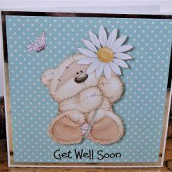 C3536 - Get Well Soon Card