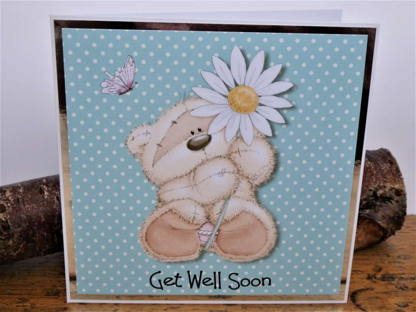 C3536 - Get Well Soon Card 1
