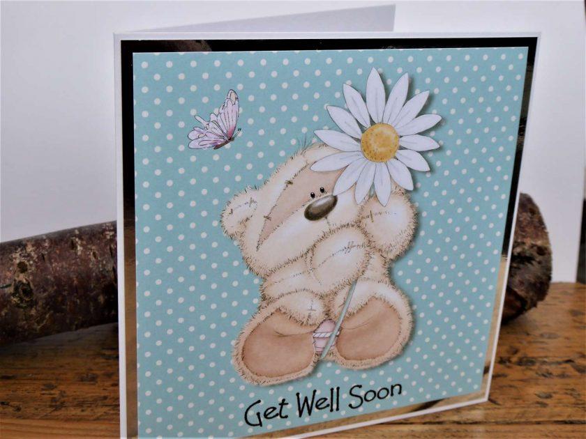 C3536 - Get Well Soon Card 2