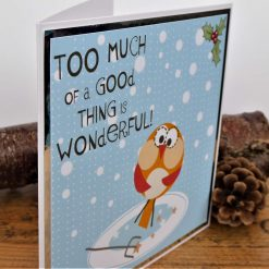 C3591 - Humorous Christmas Card 6
