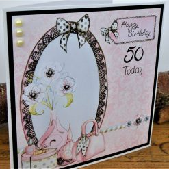 C3602 - Happy Birthday 50th 5