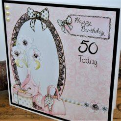 C3602 - Happy Birthday 50th 6