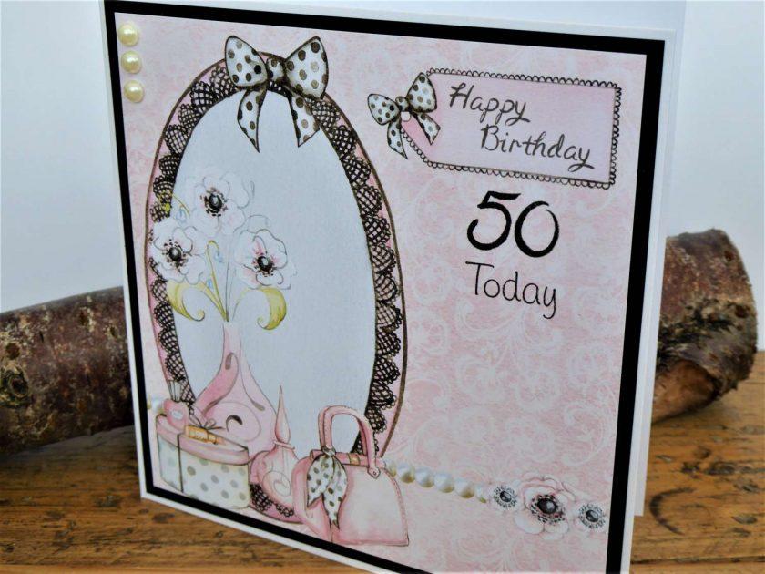 C3602 - Happy Birthday 50th 3