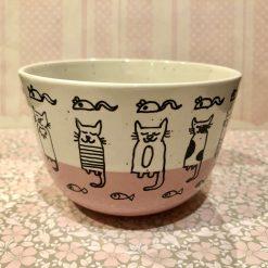 MINI CAT BOWL
