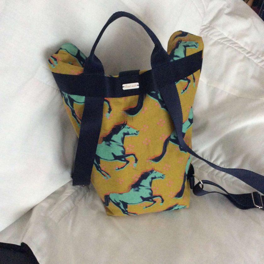 Back pack bag 1 2